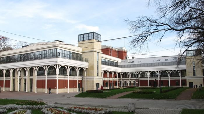 Санкт-Петербургский молодежный театр на Фонтанке