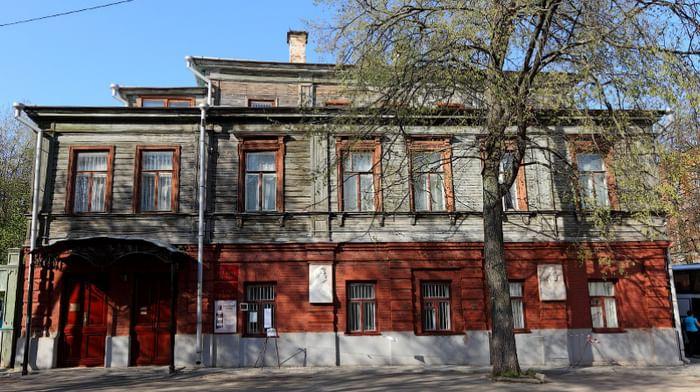 Мемориальный музей-квартира А.М.Горького