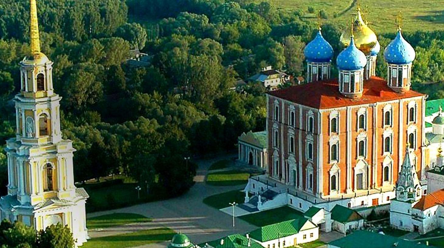Рязанский музей-заповедник. Один из старейших