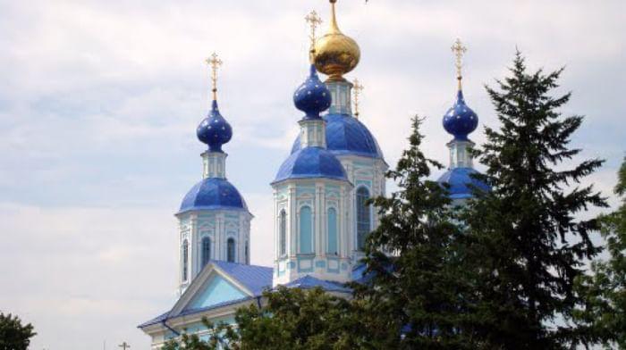 Храм Казанской иконы Божией Матери в Тамбове