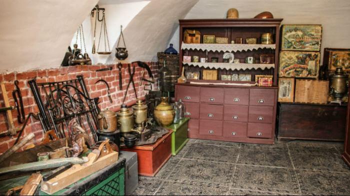 Музей «Вятского торгующего крестьянина»