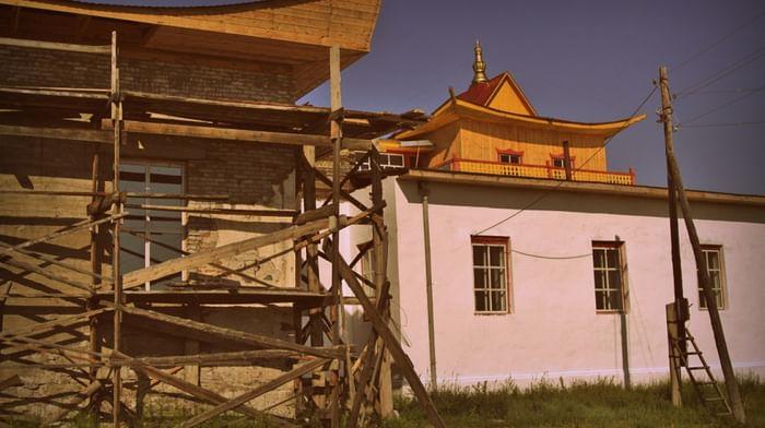 Атаган-Дырестуйский дацан в Республике Бурятия